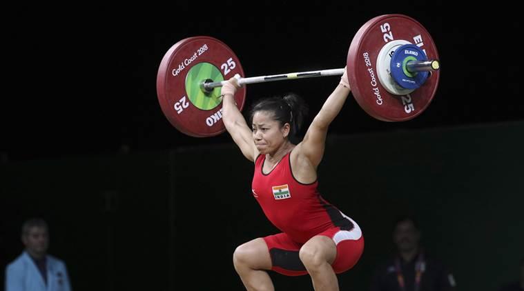 sanjita gold medalist cwg 2018