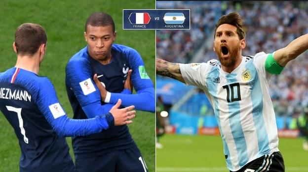 france vs argentina live stream 2018 fifa world cup match line up prediction. Black Bedroom Furniture Sets. Home Design Ideas
