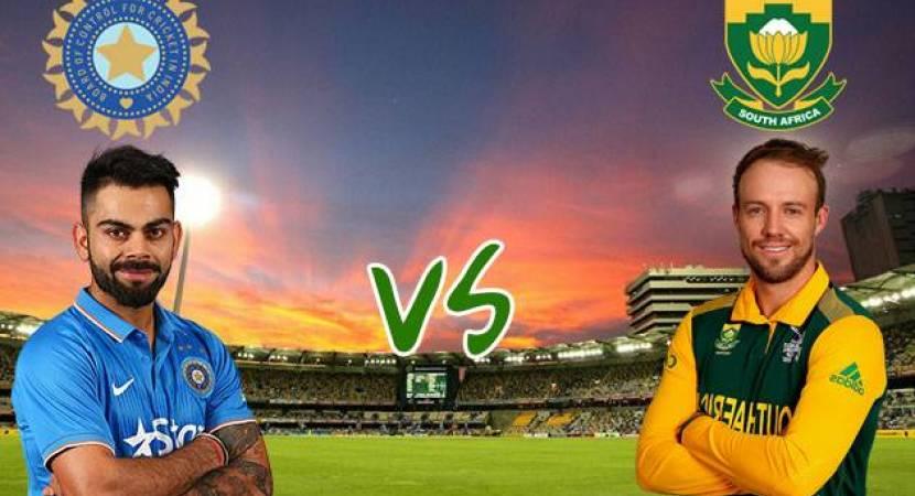 IND vs SA T20