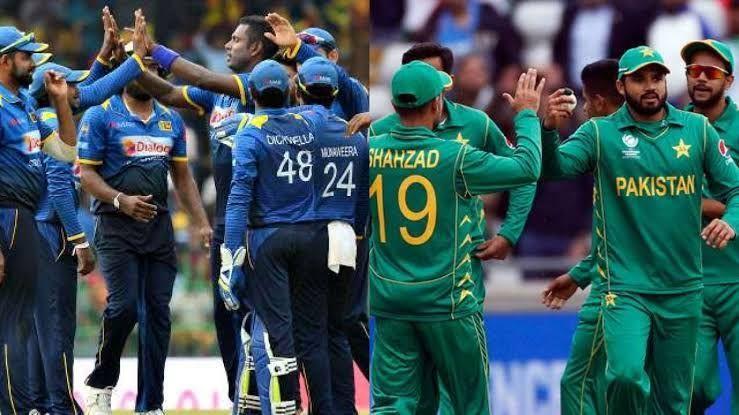 Pakistan vs Sri Lanka Live Streaming