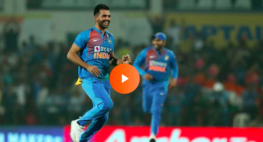deepak-chahar-hattrick-video