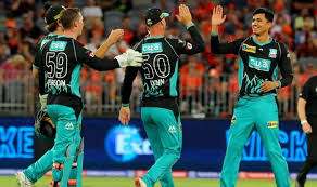 Brisbane Heat vs Perth Scorchers live